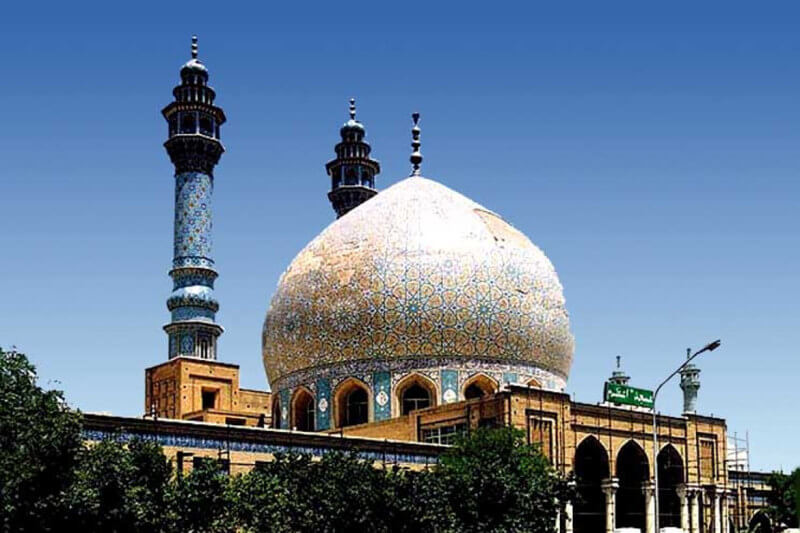 Azam mosque of Qom