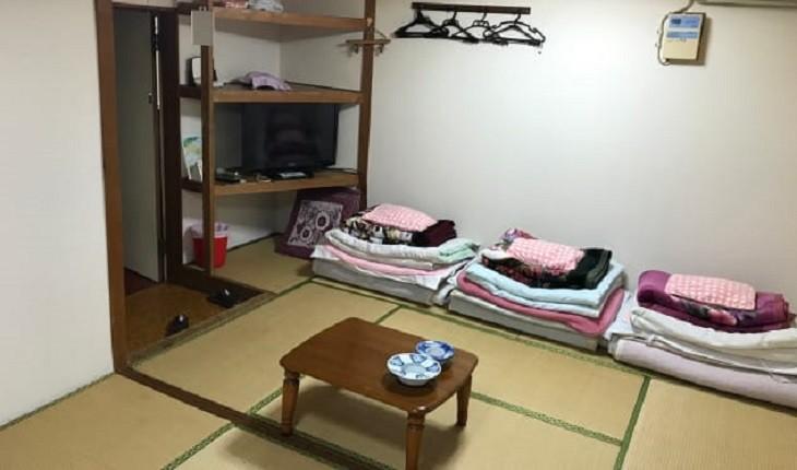 هتل ژاپنی عجیبی با قیمت شبی فقط 1 دلار!