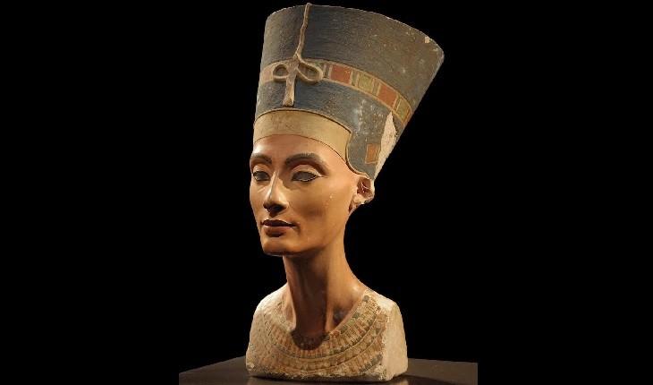 حقایق عجیبی درباره نفرتیتی، ملکه افسانهای مصر باستان!