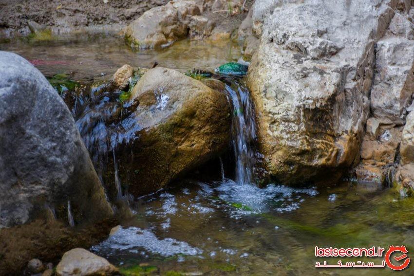 دارانداش، دره صعب العبور و زیبای آذربایجان شرقی