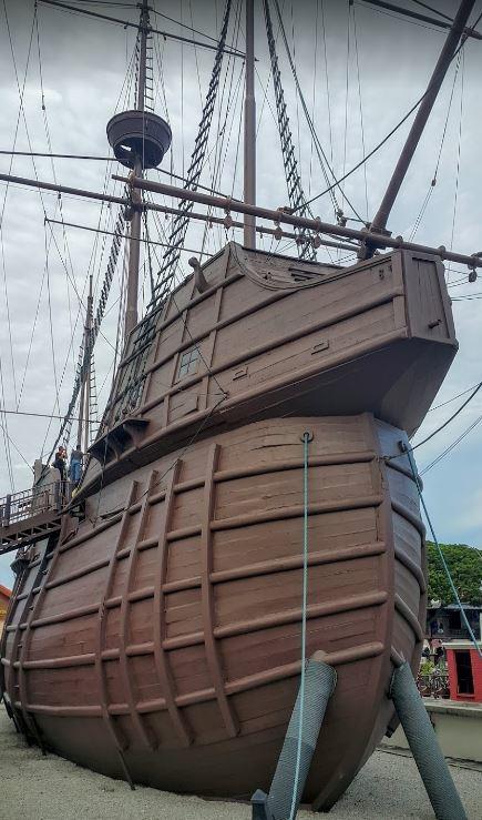 Flora de la Mar Maritime Museum (3).JPG