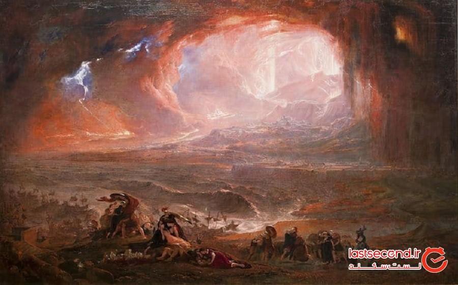 هرکولانیوم (ارکولانو): شهر خواهری پمپی که قبل از فوران آتشفشانی بخشی از روم باستان بود
