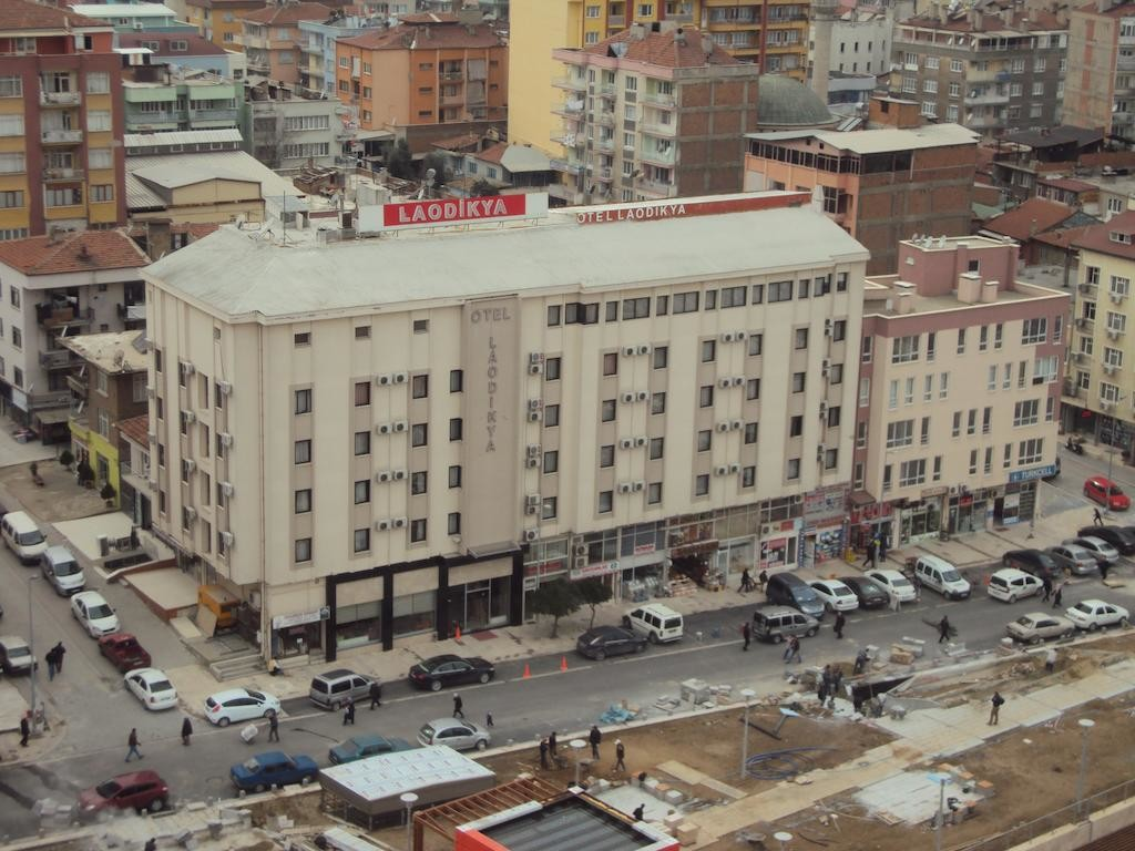 هتل لودیکیا