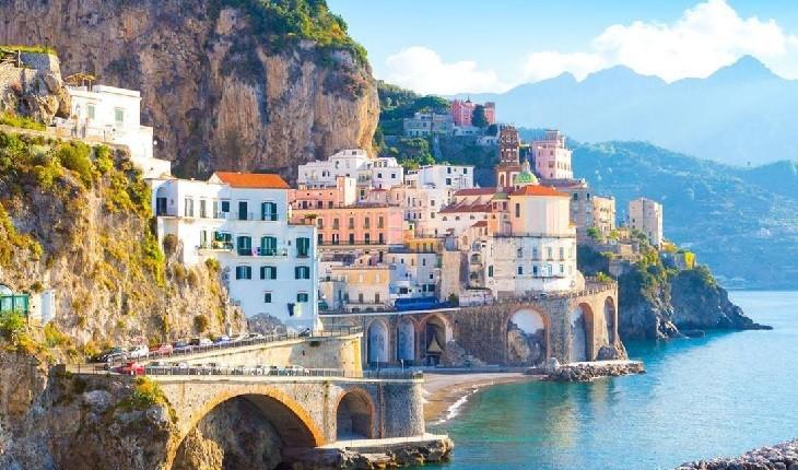 سورنتو؛ شهر 2000 ساله ایتالیایی در ساحل خلیج ناپل که همچنان می درخشد!