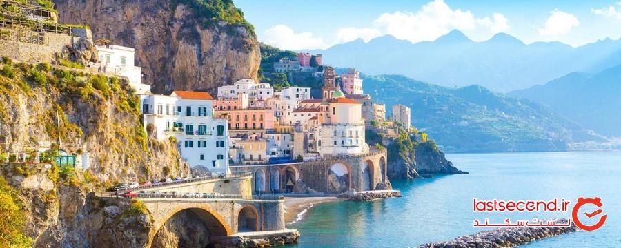 سورنتو؛ شهر 2000 ساله ایتالیایی در ساحل خلیج ناپل