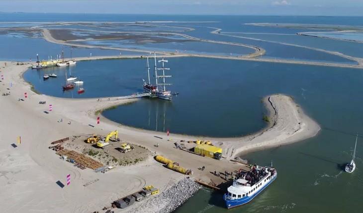 جزایر دستساز هلندی؛ ابداعی برای حفاظت از محیطزیست