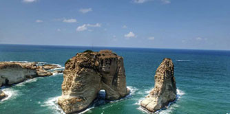سفر به سواحل جبیل تا پاریس کوچک (سفرنامه لبنان)