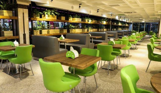 Bame Sabz Cafe