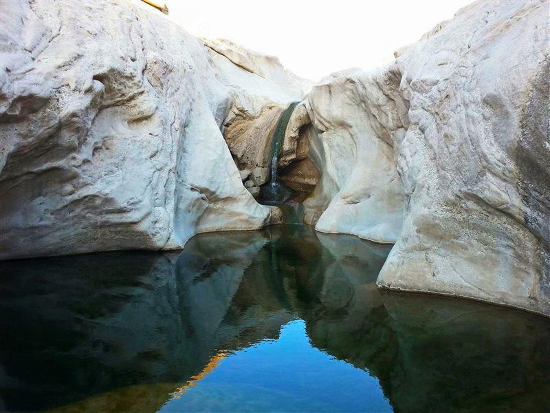 هفت حوض، یکی از عجیب ترین جاهای دیدنی در مشهد!