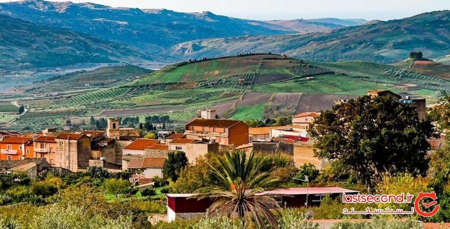 در این شهرهای کوچک ایتالیایی خانه هایی به قیمت 1 دلار به فروش میرسد!