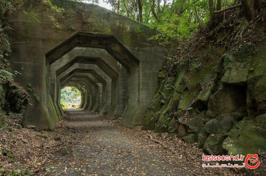تونل هاککاکو