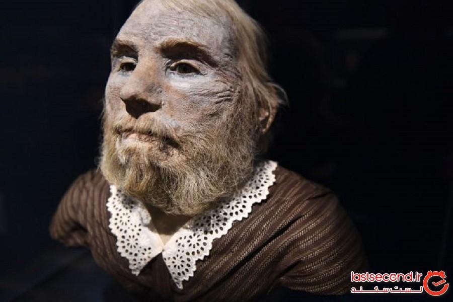 عجیبترین مومیاییهای جهان