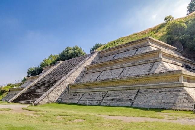 بزرگترین هرم در مصر نیست، بلکه در مکزیک است!