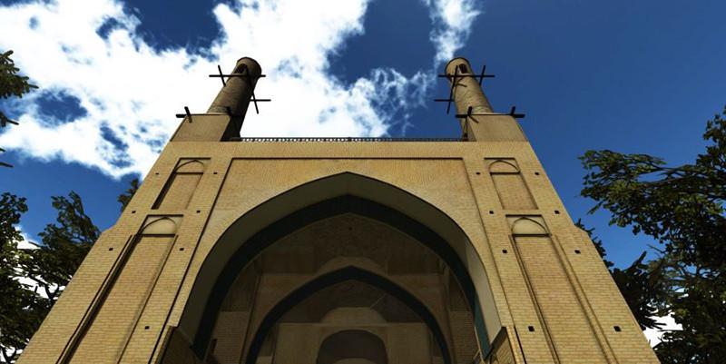 منارجنبان، یکی از محبوبترین جاذبه های اصفهان در میان گردشگران!