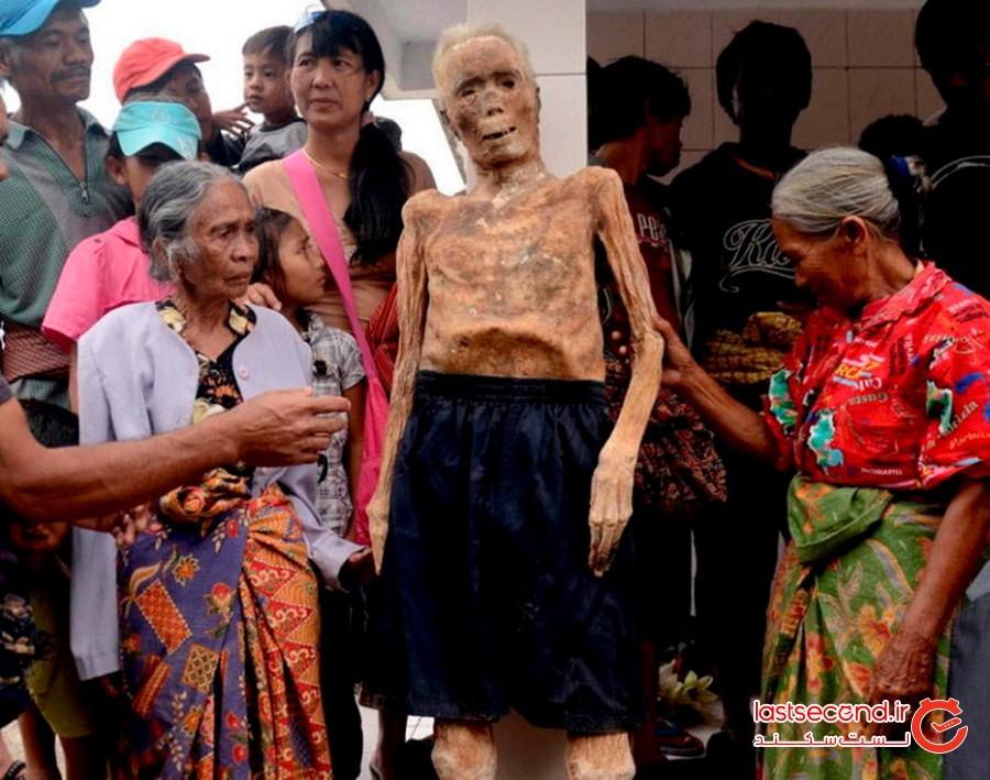 زندگی با مردگان، اندونزی
