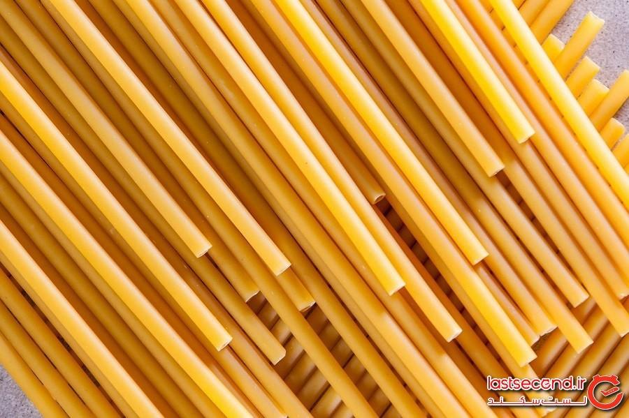 پرآوازهترین غذای ایتالیایی چگونه میتواند به بحران دورریز پلاستیک در جهان کمک کند
