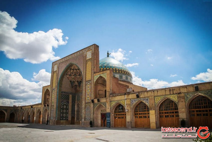 مسجد النبی قزوین