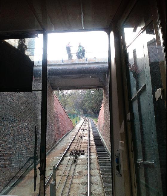 راه آهن فونیکولار (پترین)