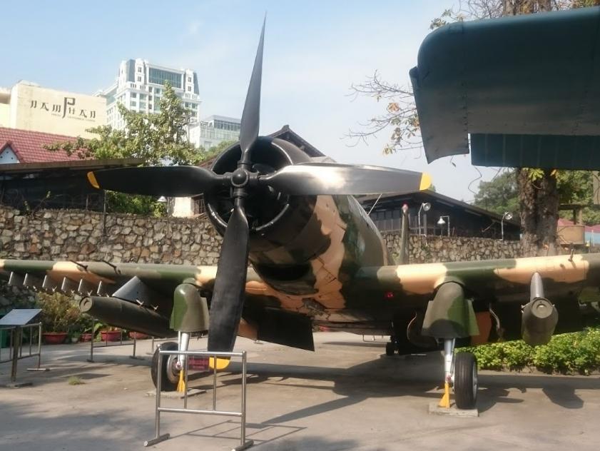 موزه بقایای جنگ