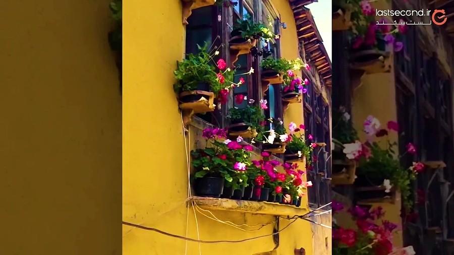 سفر به شهر شعمدانی های رنگی، ماسوله