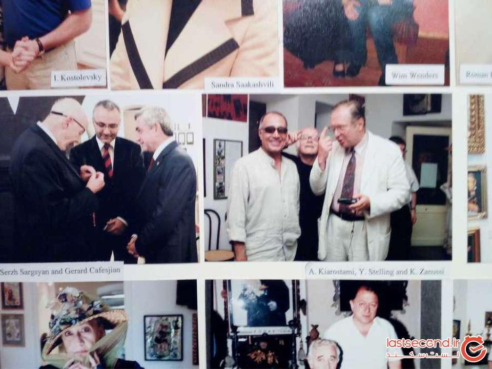 آقای کیارستمی در موزه پاراجانف.jpg