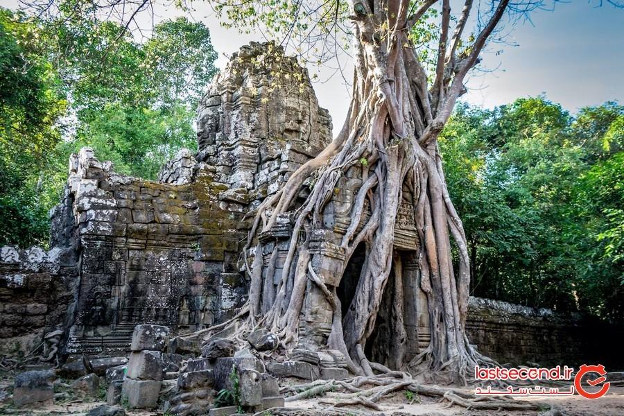 معابد باستانی، کامبوج
