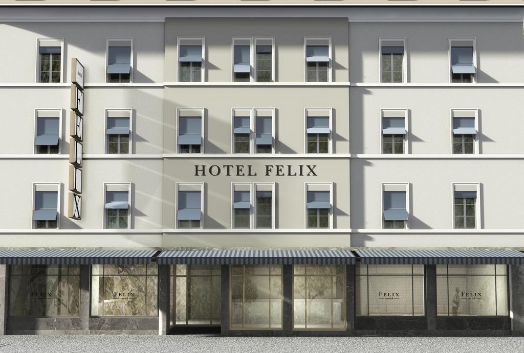 هتل فلیکس