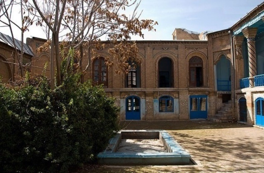 باروخ ، خانه ای برای اقلیت های مذهبی کرمانشاه!