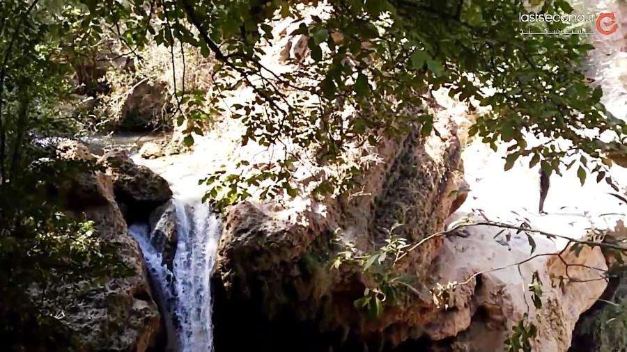 آبشار اسطرخی شیروان