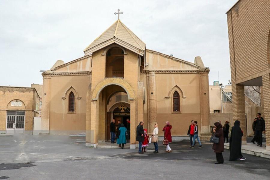 مسروپ، کلیسایی با سرگذشت و معماری خاص در اراک!