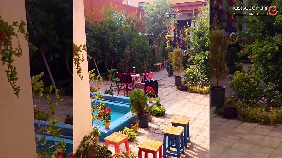 اقامتی دلنشین در اصفهان