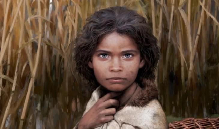 لولا؛ دختری 5700 ساله که از طریق بازمانده آدامسش شناسایی شد!