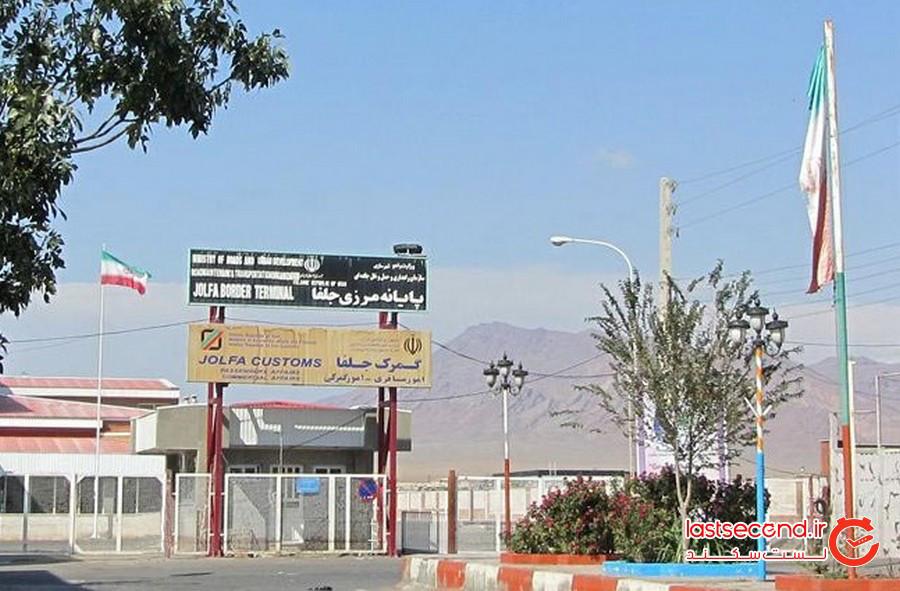 ویزای نخجوان برای ایرانیان لغو شد!