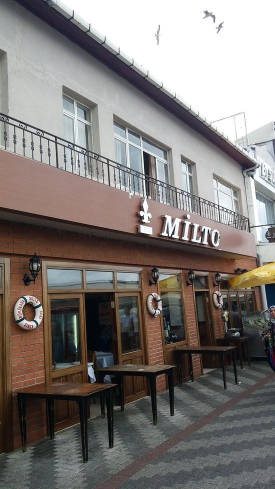 رستوران میتو