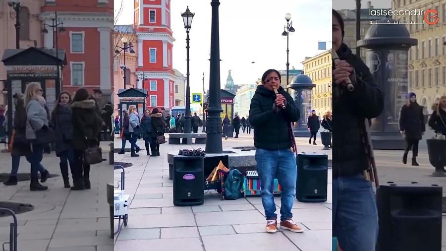 زنده بودن روسیه را، در موسیقی خیابانی جستجو کنید...