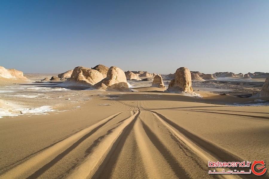صحرای سفید مصر