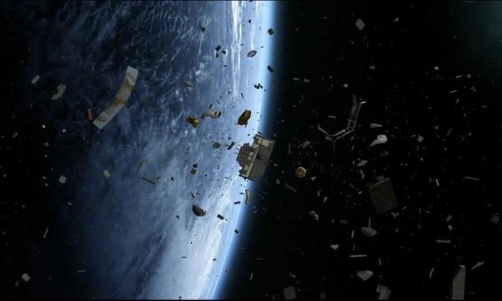 برنامه اروپا برای پاکسازی فضا از طریق یک ربات خودنابودگر!