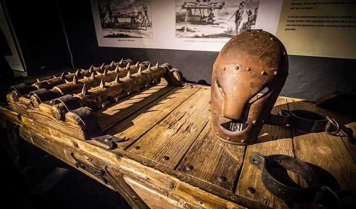 موزه شکنجه آمستردام؛ بازدیدی همراه با استرس و ترس!