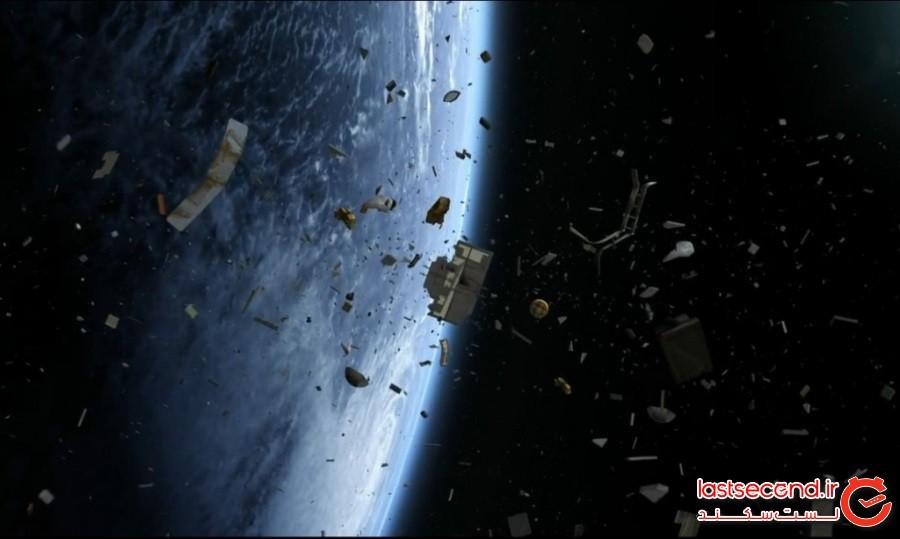 اروپا برنامه ریخته است تا یک ربات خودنابودگر را برای پاکسازی فضا به آسمان بفرستد