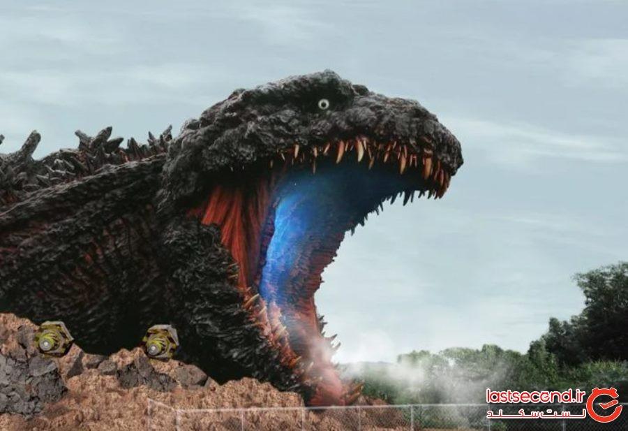 اولین کپی گودزیلا در اندازه واقعی بهزودی در سال 2020 وارد پارکی در ژاپن خواهد شد