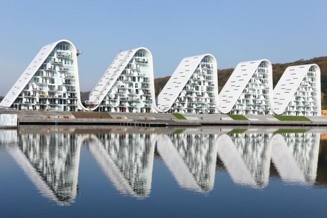 دیوانه کننده ترین پروژههای معماری که در سال 2019 تکمیل شدند!