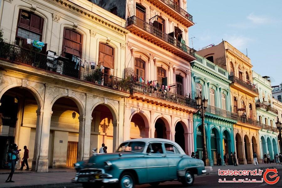 10.هاوانا، کوبا
