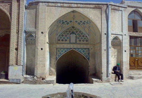 Ab Anbar Va Hoseinie Haj Mehdi Naraghi