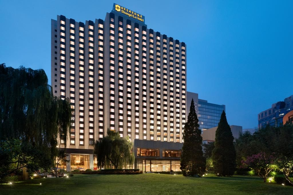 هتل شانگری لا پکن