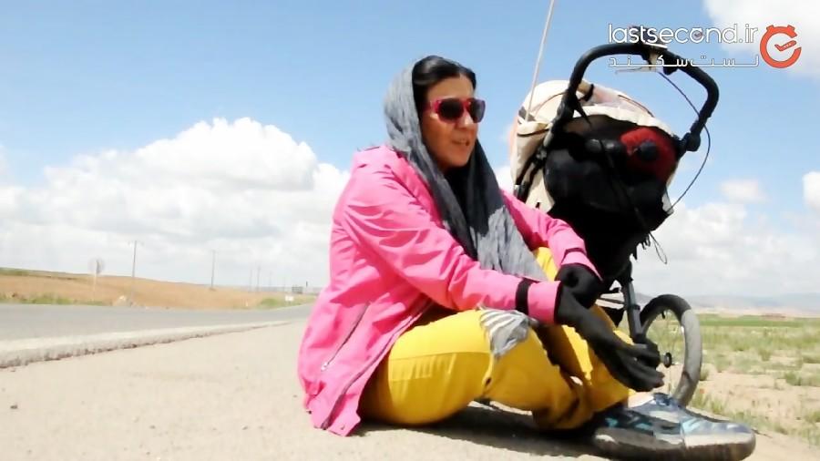 ماجرای سفر پیاده من از قزوین تا مریوان (نیشتمان)