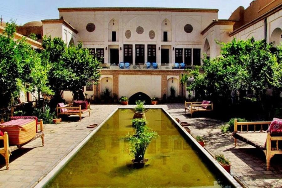 خانه تاریخی احسان، خانه پر از قصه در کاشان زیبا!