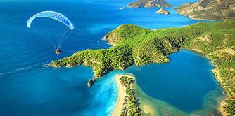 سفر به بهشت ترکیه
