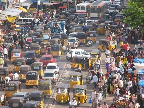 آیا هند بدترین ترافیک جهان را دارد؟