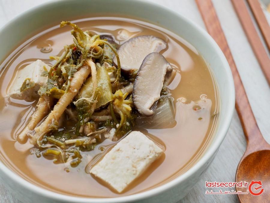 تخمیر؛ فوت کوزه گری غذاهای کره ای