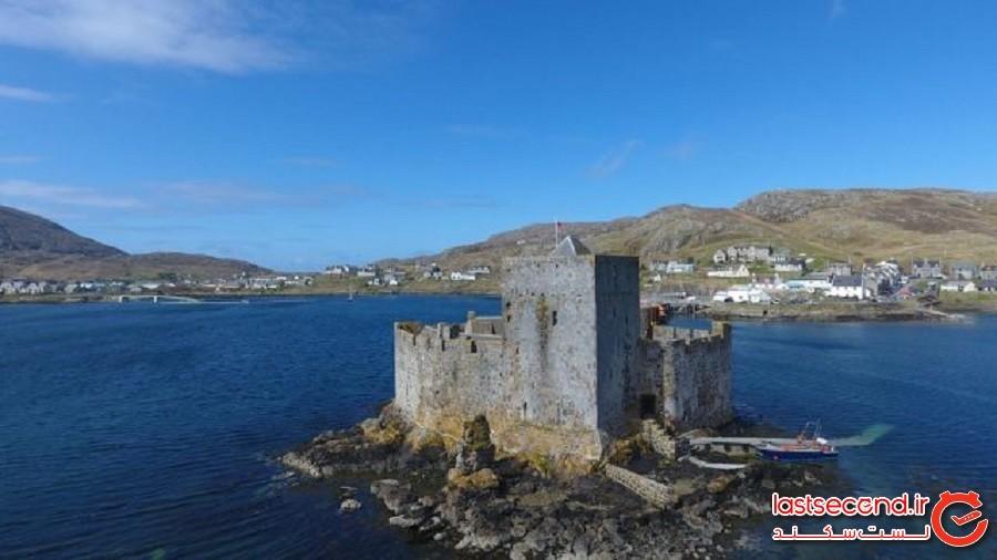 یکسری قلعههای تاریخی اسکاتلند در حال استخدام میباشند